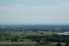 View from Tandle Hill